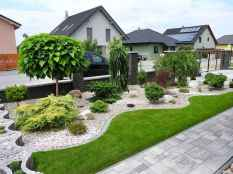 90 Simple and Beautiful Front Yard Landscaping Ideas on A Budget (78)