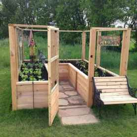 25 Easy DIY Vegetable Garden Small Spaces Design Ideas For Beginner (21)