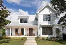 33 Best Modern Farmhouse Exterior Design Ideas (12)