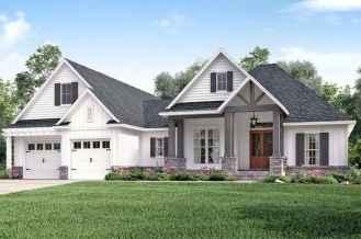 33 Best Modern Farmhouse Exterior Design Ideas (29)