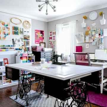 30 Best Art Room And Craft Room Organization Decor (27)