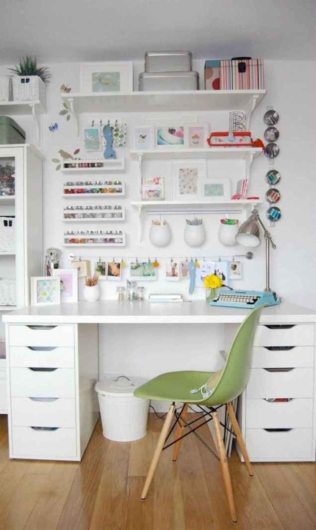 30 Best Art Room And Craft Room Organization Decor (29)
