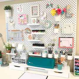 30 Best Art Room And Craft Room Organization Decor (7)
