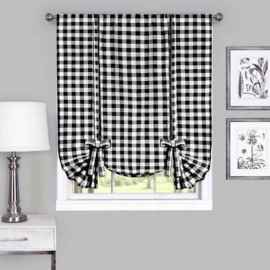 30 Best Farmhouse Curtains Decor (12)