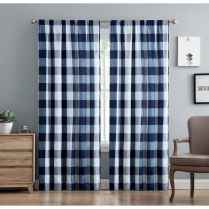 30 Best Farmhouse Curtains Decor (6)
