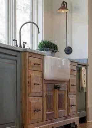 30 Best Farmhouse Kitchen Cabinets Design (12)