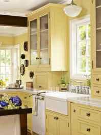 30 Best Farmhouse Kitchen Cabinets Design (18)