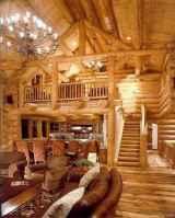 50 Incredible Log Cabin Homes Modern Design Ideas (12)
