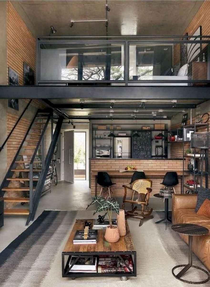 50 Incredible Log Cabin Homes Modern Design Ideas (17)