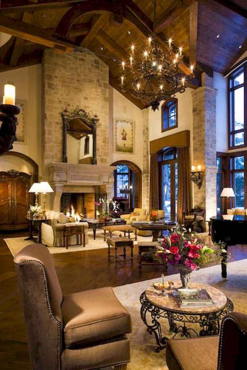 50 Incredible Log Cabin Homes Modern Design Ideas (46)