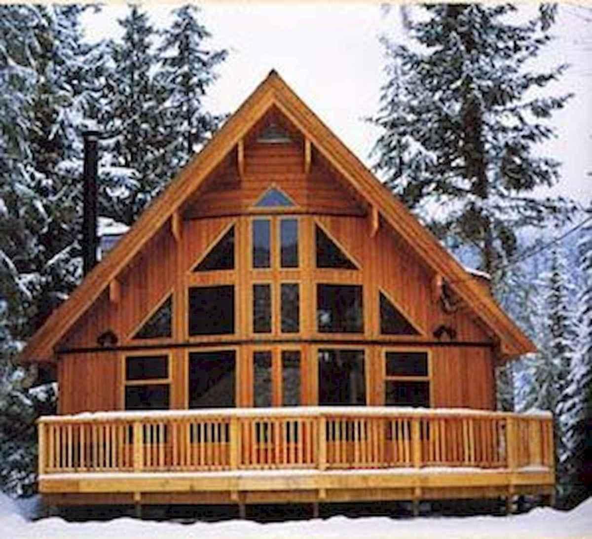 75 Great Log Cabin Homes Plans Design Ideas (2)