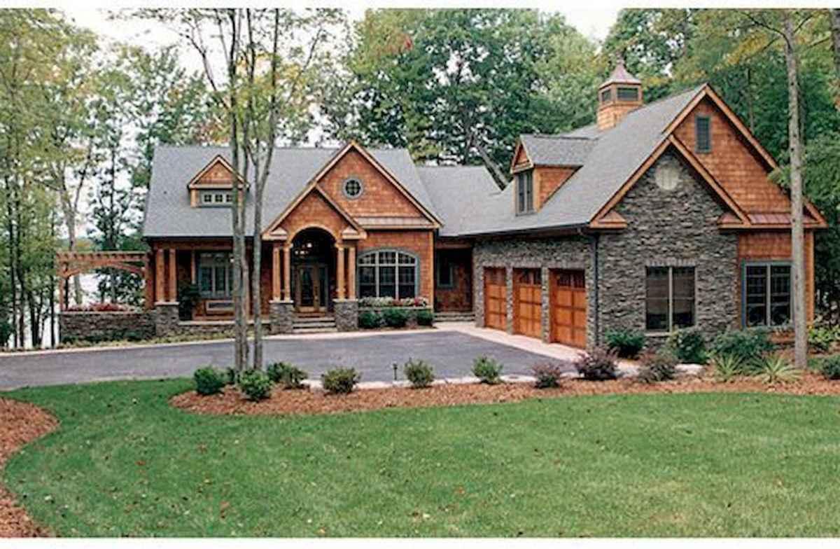 75 Great Log Cabin Homes Plans Design Ideas (24)