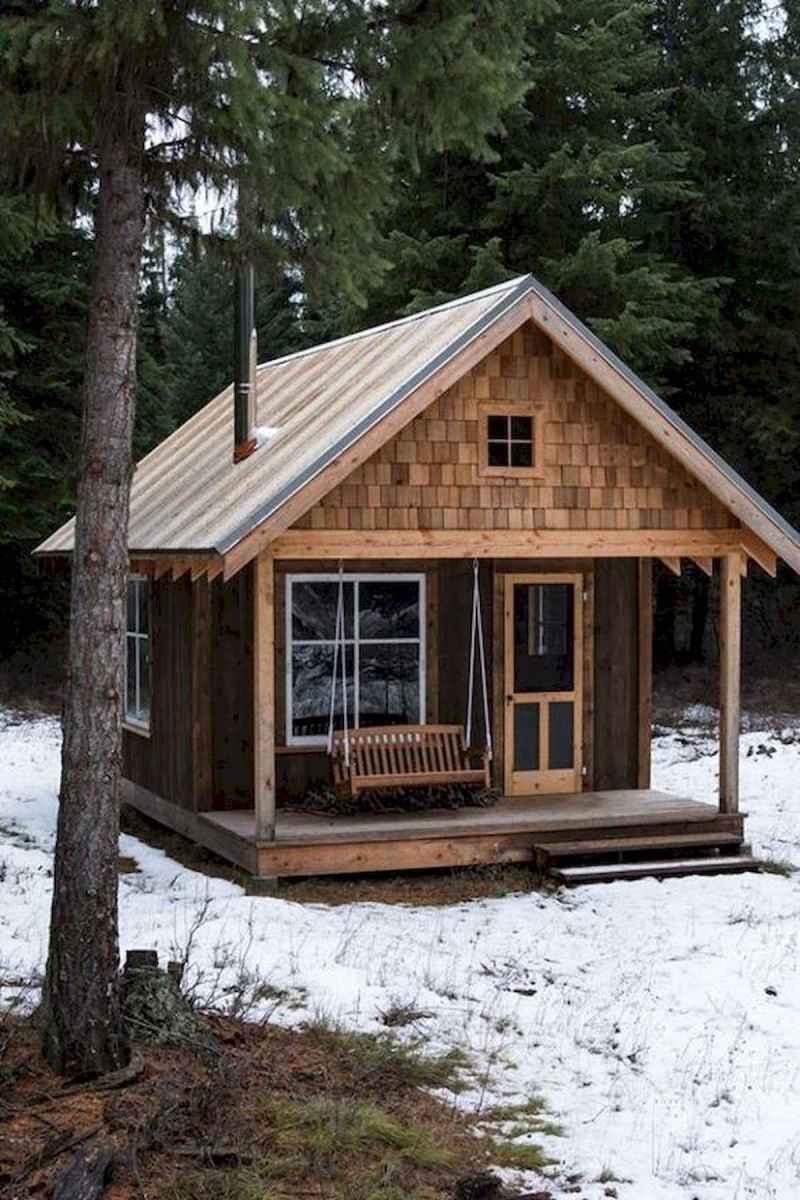 75 Great Log Cabin Homes Plans Design Ideas (61)