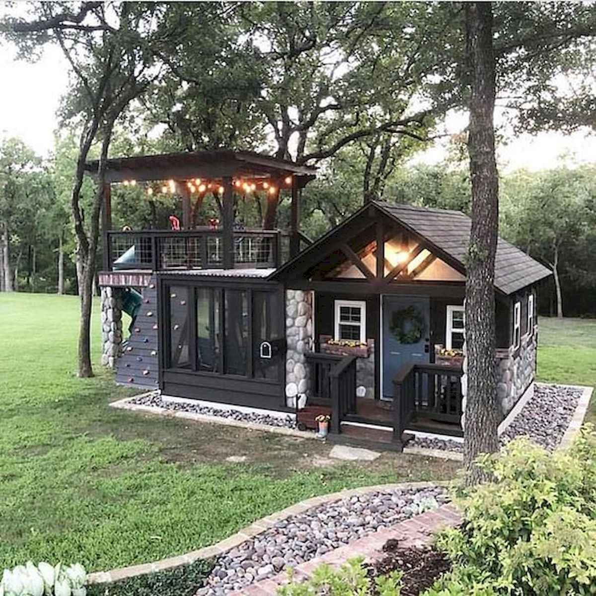 75 Great Log Cabin Homes Plans Design Ideas (72)