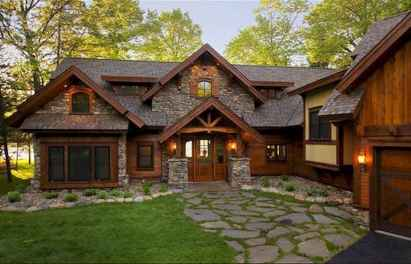 40 Amazing Craftsman Style Homes Design Ideas (29)