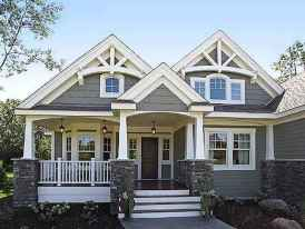 40 Amazing Craftsman Style Homes Design Ideas (32)