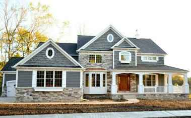 40 Amazing Craftsman Style Homes Design Ideas (9)