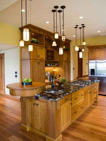 40 Awesome Craftsman Style Kitchen Design Ideas (16)