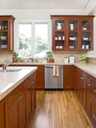 40 Awesome Craftsman Style Kitchen Design Ideas (29)