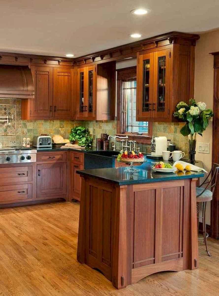 40 Awesome Craftsman Style Kitchen Design Ideas (34)