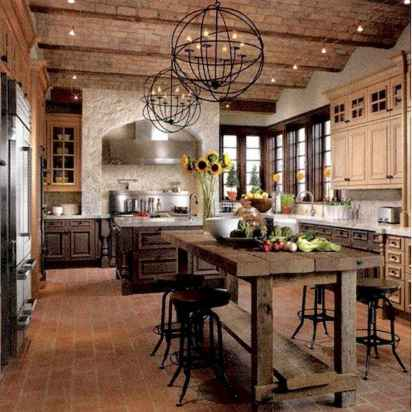 40 Awesome Craftsman Style Kitchen Design Ideas (35)