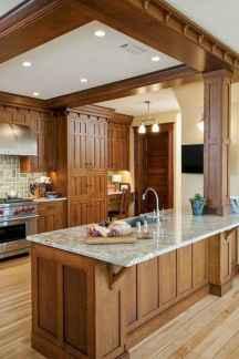 40 Awesome Craftsman Style Kitchen Design Ideas (39)