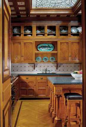 40 Awesome Craftsman Style Kitchen Design Ideas (6)