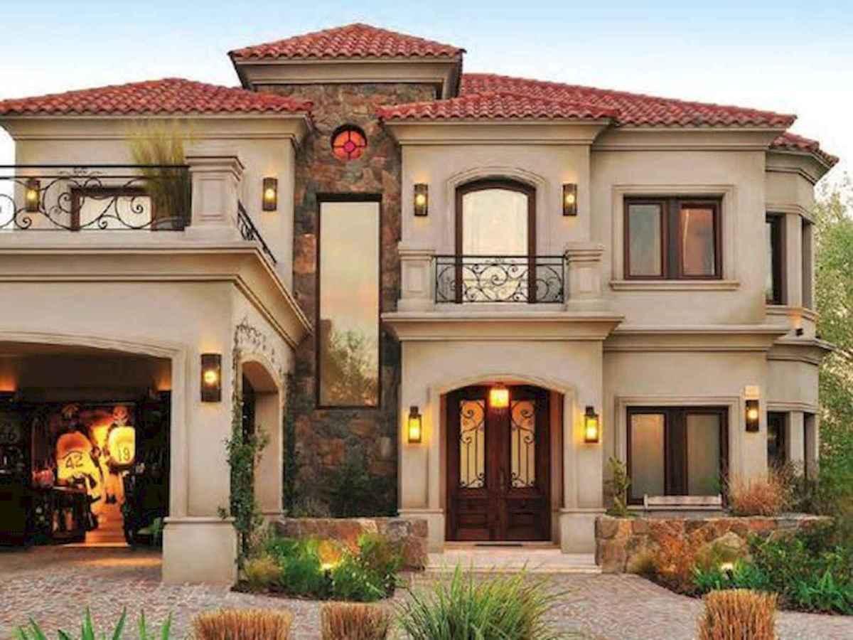 40 Fantastic Dream Home Exterior Design Ideas (21)
