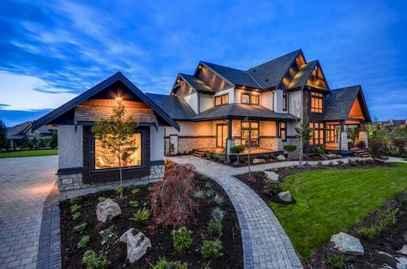 40 Fantastic Dream Home Exterior Design Ideas (28)