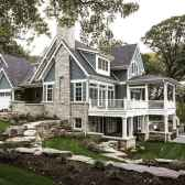 40 Fantastic Dream Home Exterior Design Ideas (37)