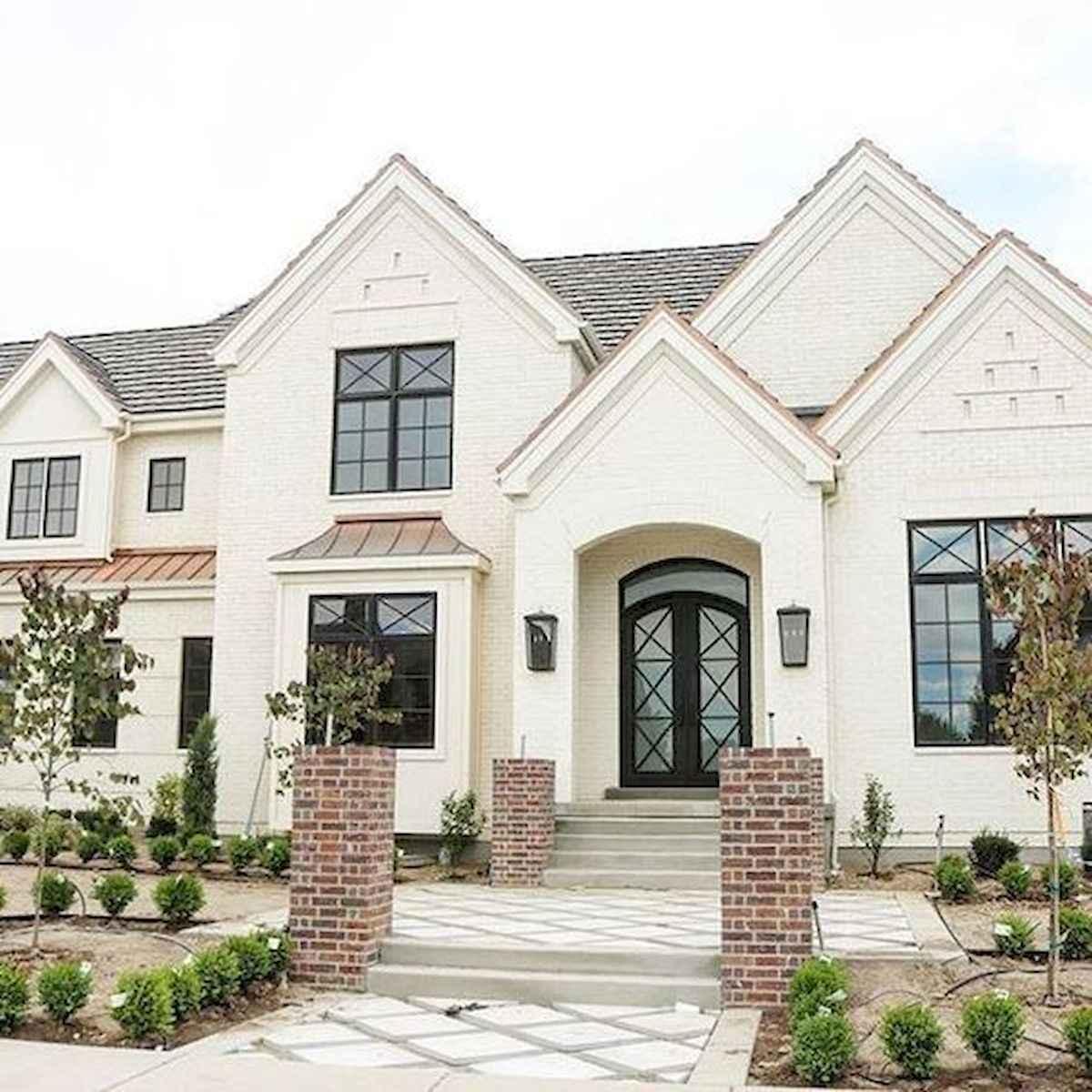 40 Fantastic Dream Home Exterior Design Ideas (38)