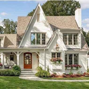 40 Fantastic Dream Home Exterior Design Ideas (7)