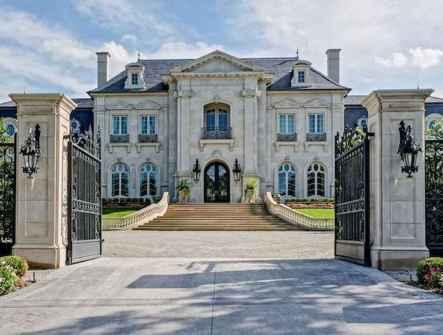 40 Stunning Mansions Luxury Exterior Design Ideas (1)