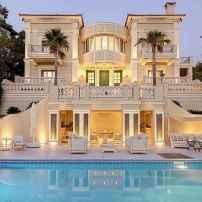 40 Stunning Mansions Luxury Exterior Design Ideas (16)