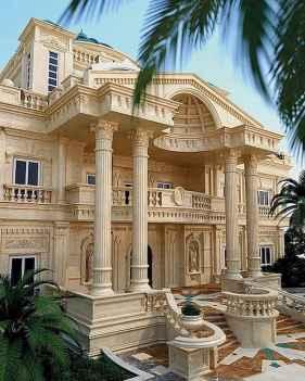 40 Stunning Mansions Luxury Exterior Design Ideas (23)