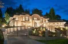 40 Stunning Mansions Luxury Exterior Design Ideas (28)