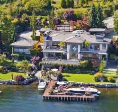 40 Stunning Mansions Luxury Exterior Design Ideas (31)
