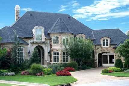40 Stunning Mansions Luxury Exterior Design Ideas (35)