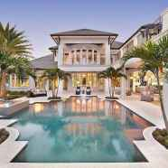 40 Stunning Mansions Luxury Exterior Design Ideas (4)