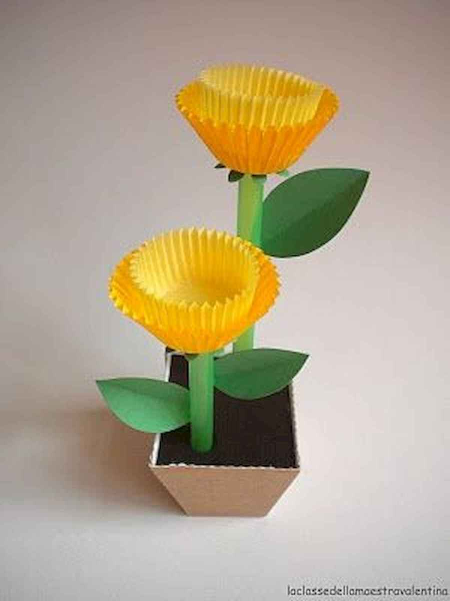 50 Awesome Spring Crafts for Kids Ideas (28)