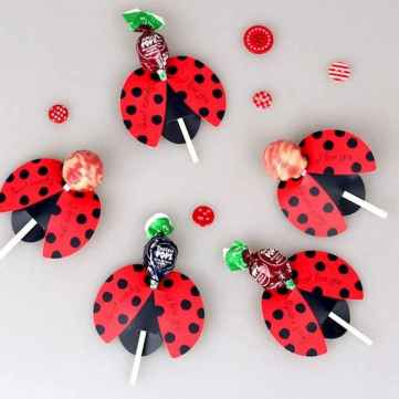 50 Awesome Spring Crafts for Kids Ideas (39)