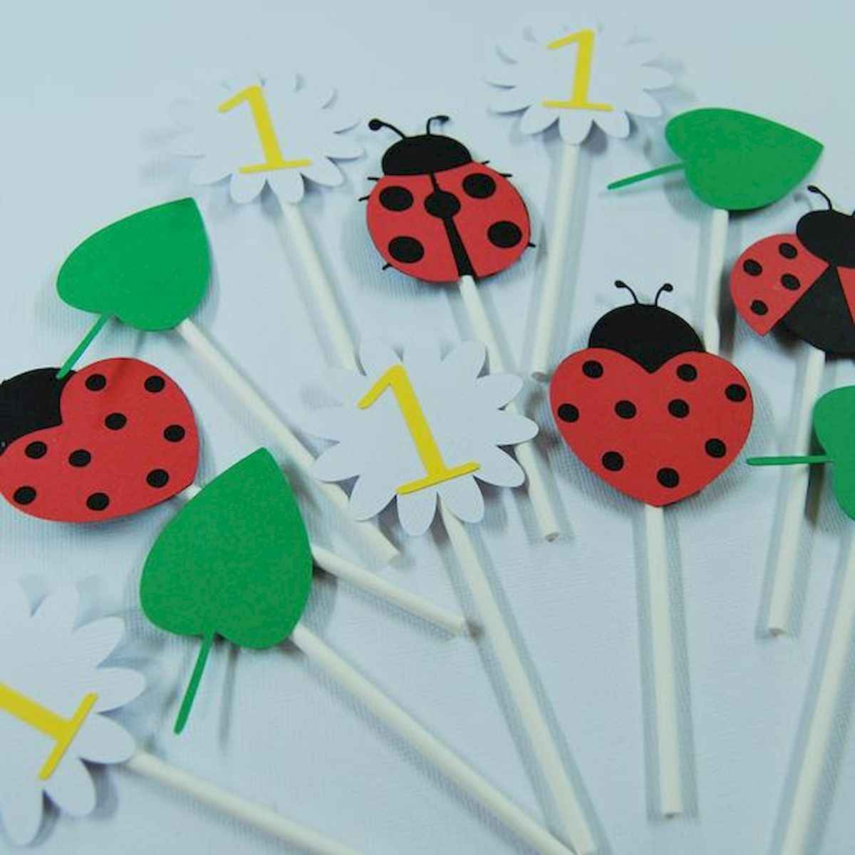 50 Awesome Spring Crafts for Kids Ideas (49)