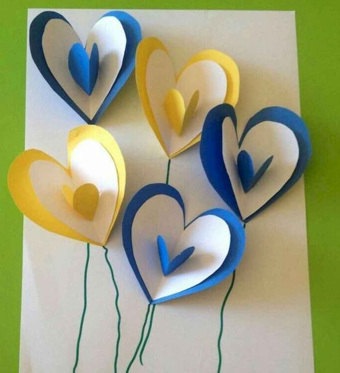 50 Awesome Spring Crafts for Kids Ideas (51)