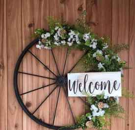 60 Favorite Spring Wreaths for Front Door Design Ideas And Decor (14)