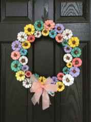 60 Favorite Spring Wreaths for Front Door Design Ideas And Decor (2)