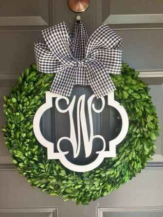 60 Favorite Spring Wreaths for Front Door Design Ideas And Decor (20)