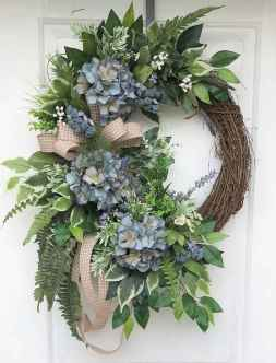 60 Favorite Spring Wreaths for Front Door Design Ideas And Decor (27)