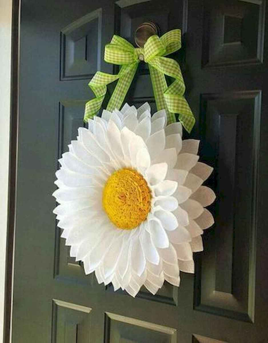 60 Favorite Spring Wreaths for Front Door Design Ideas And Decor (48)