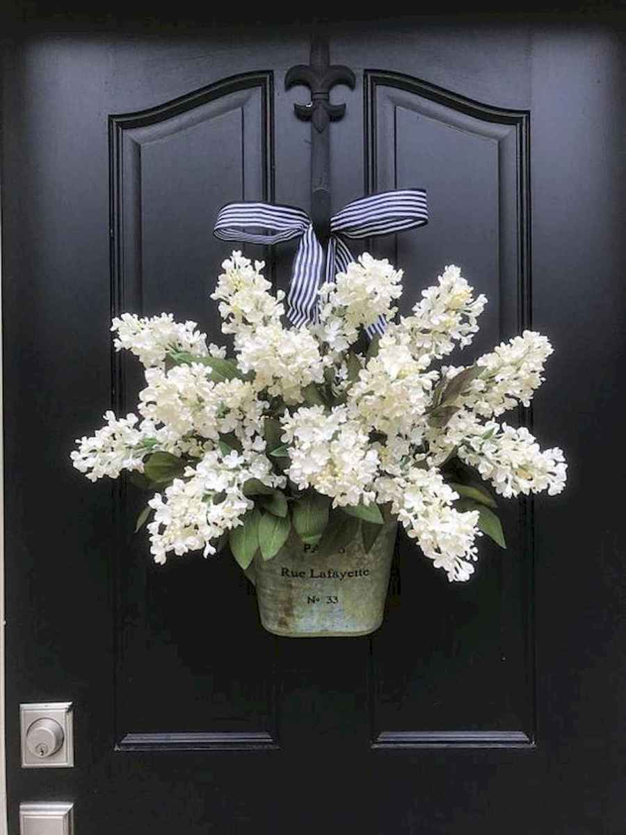 60 Favorite Spring Wreaths for Front Door Design Ideas And Decor (51)