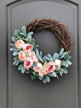 60 Favorite Spring Wreaths for Front Door Design Ideas And Decor (8)
